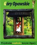 Zdjęcie przedstawiające książkę pt: Góry Opawskie, przydrożne kapliczki, krzyże i figury