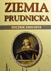 Zdjęcie przestawia książkę pt: Rocznik 2009-2010 - Ziemia Prudnicka
