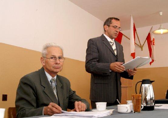Zdjęcie przedstawiające Starostów II kadencji