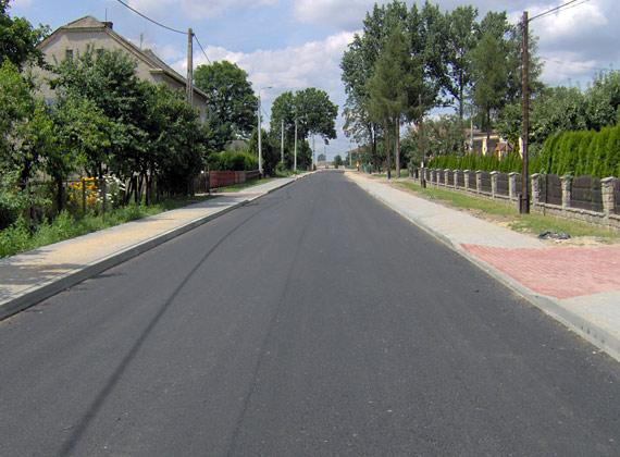 Modernizacja drogi z Prudnika do Rylovki