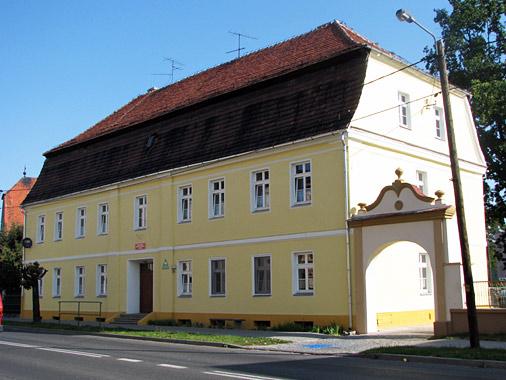 Remont elewacji Internatu w Specjalnym Ośrodku Szkolno Wychowawczym w Głogówku
