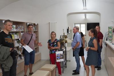 """Galeria Projekt """"Współpraca międzysektorowa na pograniczu - stowarzyszenia i gminy uczą się wzajemnie"""""""